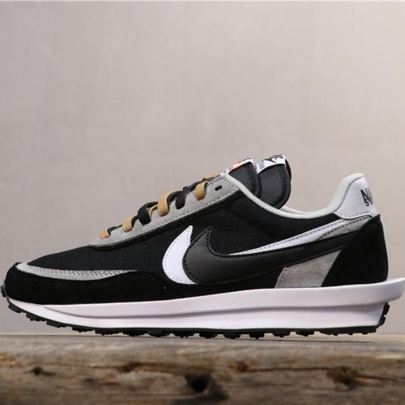 Nike Waffle 1 CB shoes pink white